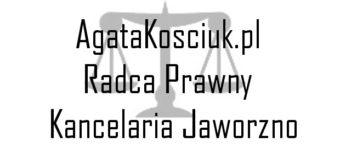 Kancelaria prawna radcy prawnego w Jaworznie